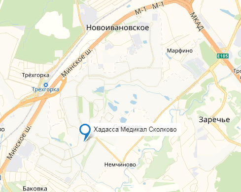 Большой бульвар, 46с1,  Инновационный центр Сколково, Московская область  +7 (495) 023-99-36