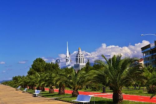 отдых в Грузии из Москвы