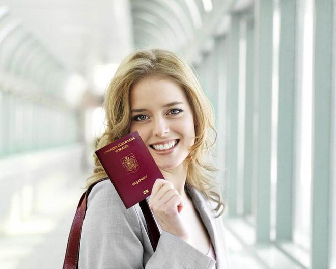 Получив румынский паспорт -Вы имеете право абсолютно легально жить и работать на территории всех 28 стран Евросоюза !