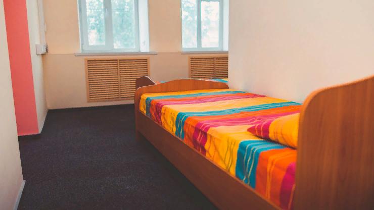 Раздельные кровати, их можно сдвинуть для вашего удобства. Отличная альтернатива квартире-студии в центре города!