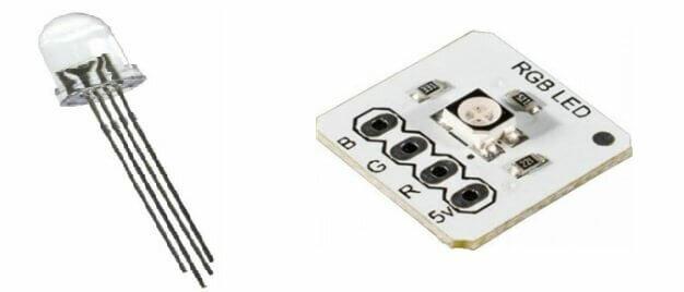 Светодиод, устройство, принцип работы - изображение 9