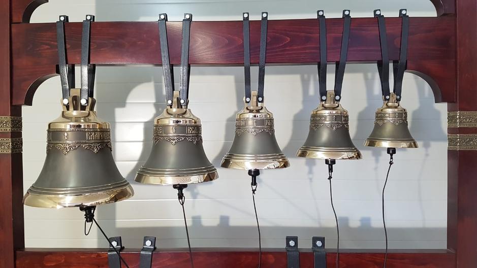 Купить колокола