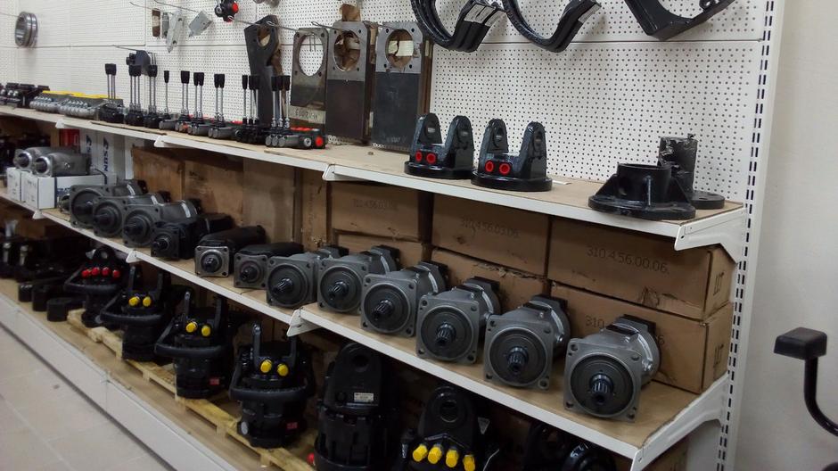 Гидронасосы, гидромоторы, ротаторы, ремкомплекты, запасные части