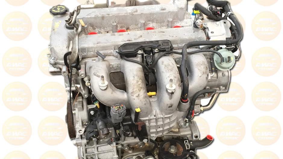 Контрактный двигатель 2.4л бензин  J24B