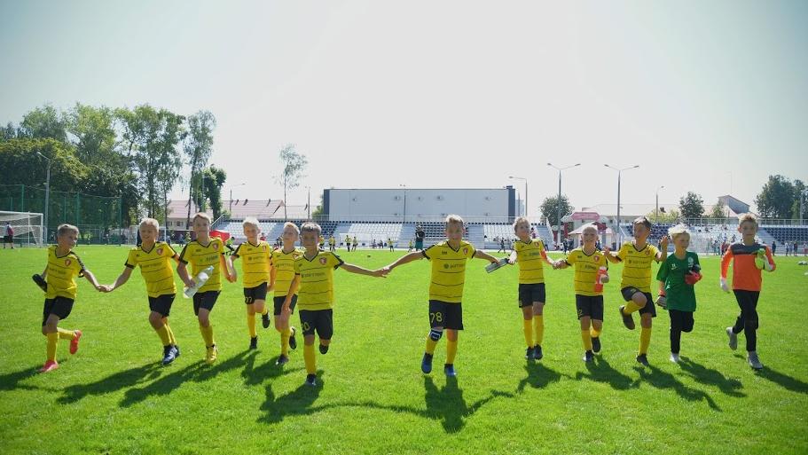 Футбольный клуб Юниор