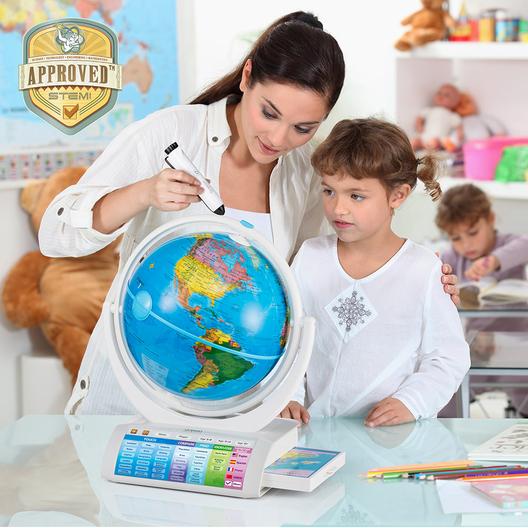 """Smart Globe Explorer"""