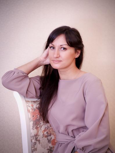 Психолог Оксана Саушкина