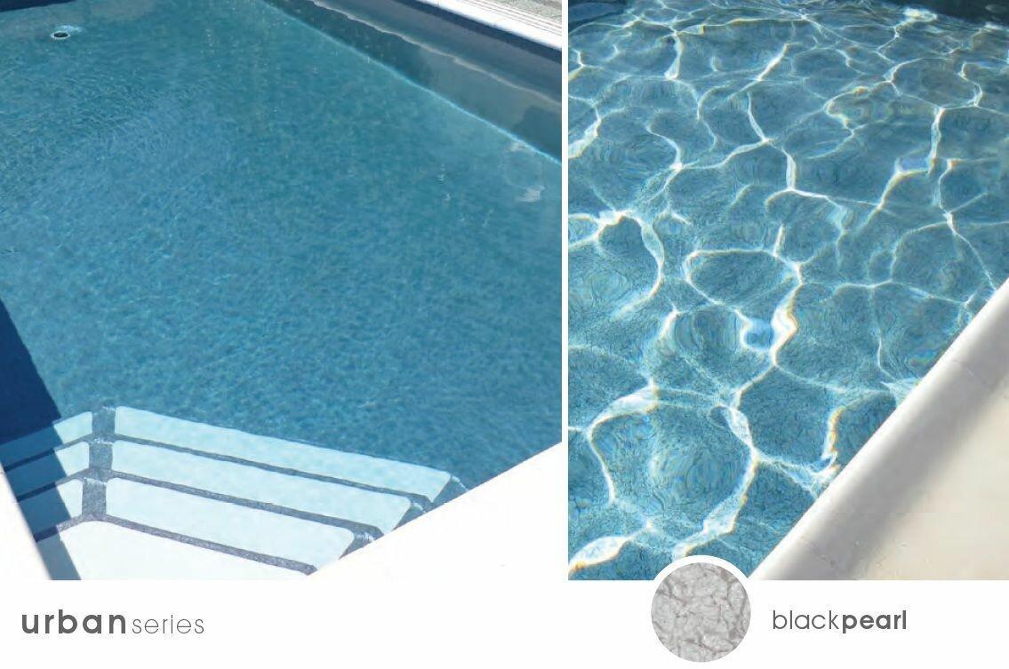 ПЛЕНКА ПВХ ДЛЯ БАССЕЙНА BLACK PEARL (ЧЁРНЫЙ ЖЕМЧУГ) SGBD160 ELBTAL-PLASTICS