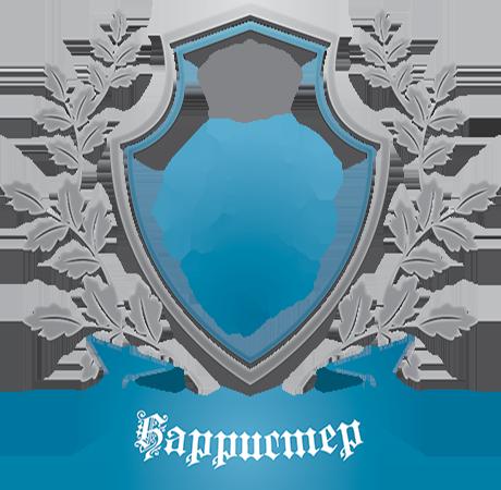 логотип барристер