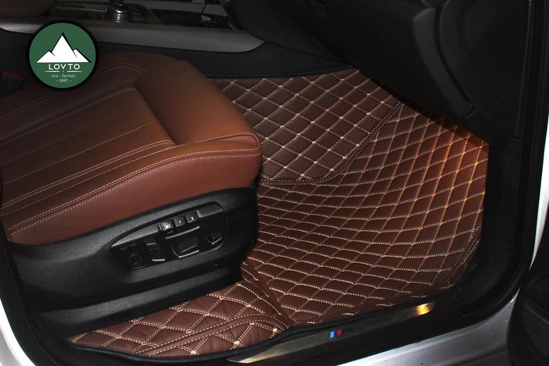 Коврик из экокожи BMW X5M