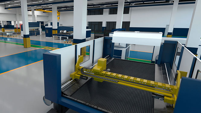 Панорамная 360 презентация завода