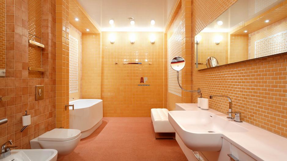 Ремонт ванной комнаты в Новосибирске