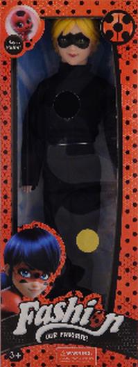 Кукла Супер Кот 30 см шарнирный