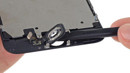 Замена шлейфа кнопки Home на iPhone 6 и iPhone 6 Plus