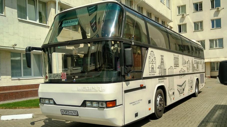 Туристический автобус на 51 место