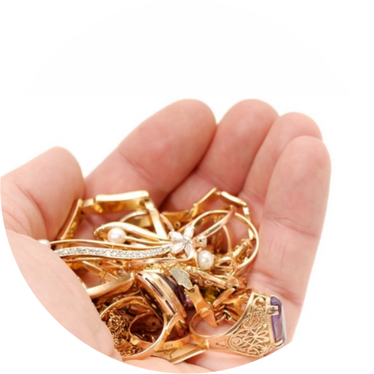 Ювелирные изделия на заказ из вашего золота