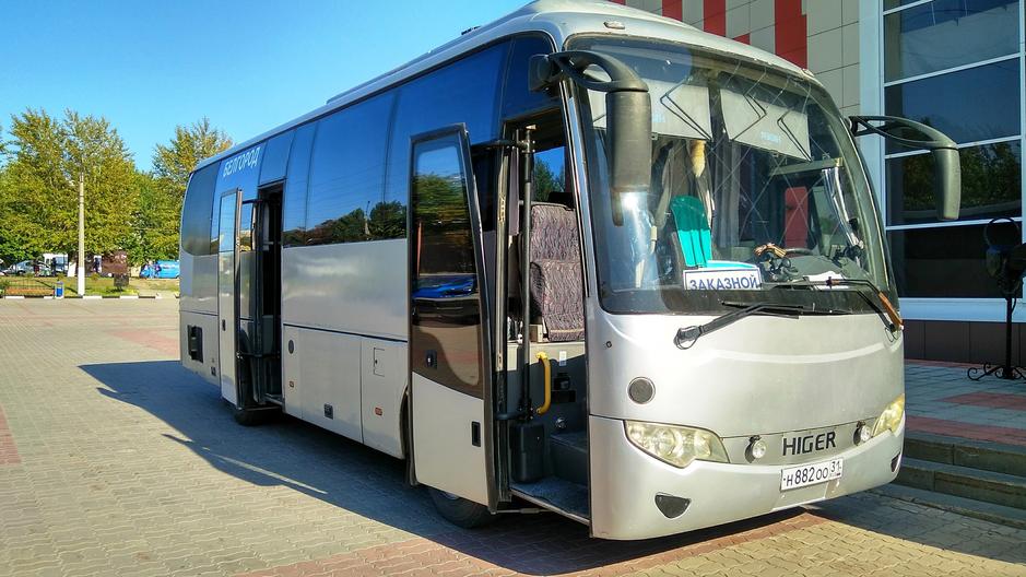 Туристический автобус на 35 мест