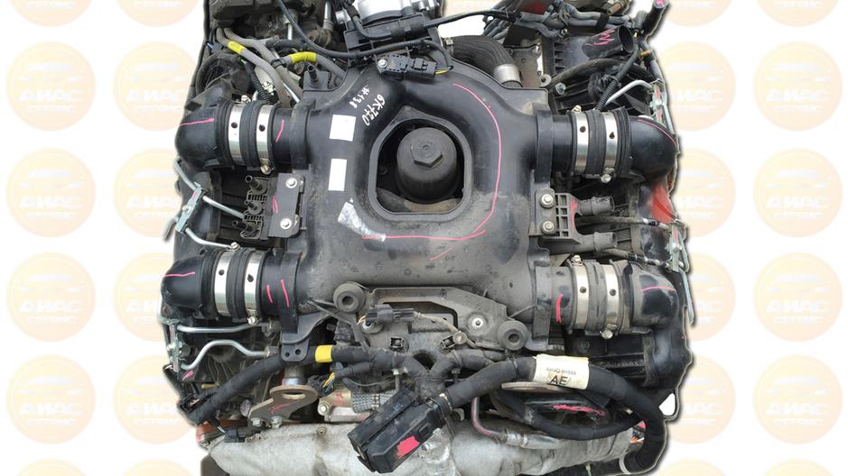 Контрактный двигатель 4.4л дизель 448DT