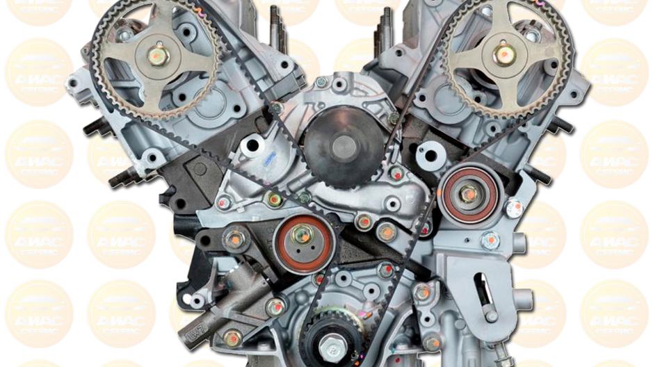 Контрактный двигатель 3.8л бензин  6G75