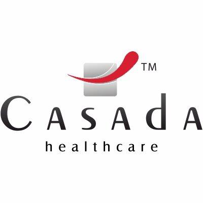 Массажная продукция Casada (Германия)