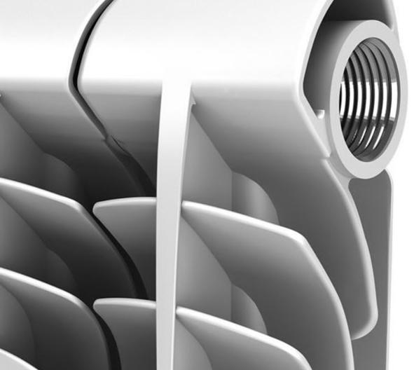 Алюминиевые радиаторы в магазине низких цен КОТЛЫ ДАРОМ!