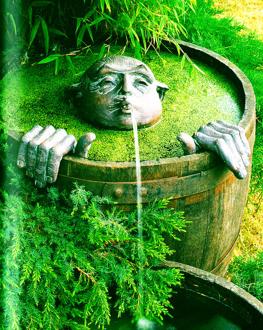 Водное строительство живописных прудов и водоемов
