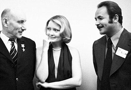 Перед своим учителем Сергеем Герасимовым Жанна и Николай благоговели. Фото: © «ИТАР-ТАСС»