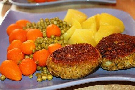 Постная еда. Фото: Pixabay