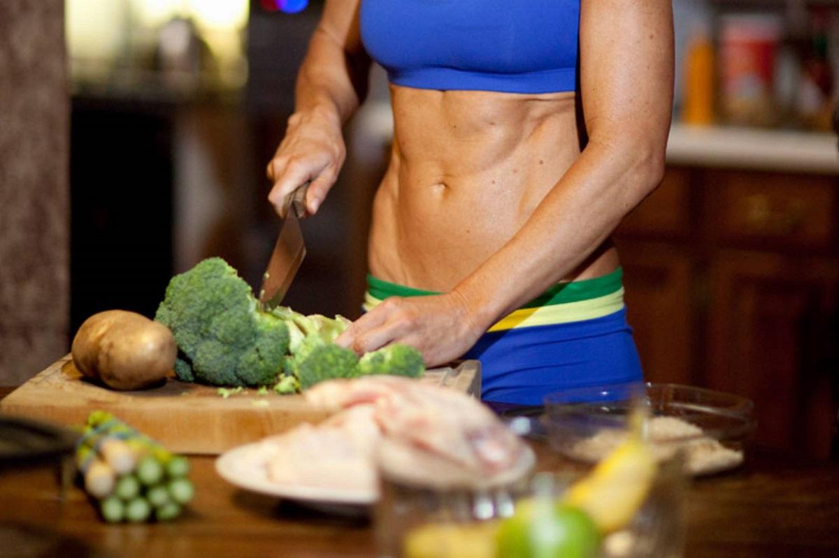 Фитнес Как Питаться Чтобы Похудеть.