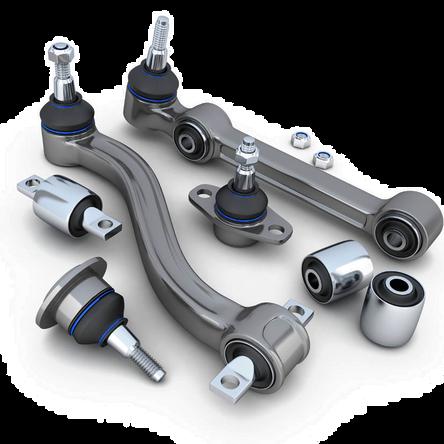 Детали подвески Opel