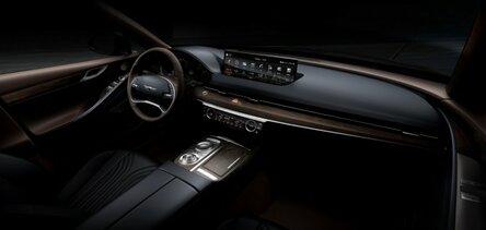 Genesis представил новое поколение бизнес-седана G80 2