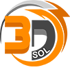 Logo 3dSol