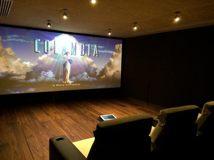проектирование и инсталляция домашних кинотеатров