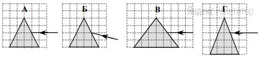 Какие два опыта из тех, схемы которых представлены ниже, нужно провести для такого исследования?