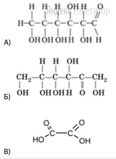 Установите соответствие между формулой вещества (обозначено буквами) и его тривиальным названием (обозначено цифрами).