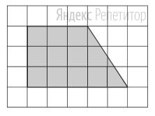 План местности разбит на клетки. Каждая клетка обозначает квадрат ... м... м.