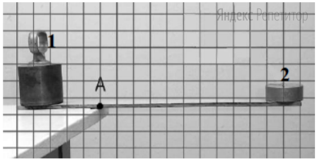 Период сетки, наложенной на фото, равен ... см.