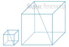 Площадь поверхности некоторого куба равна ... м...