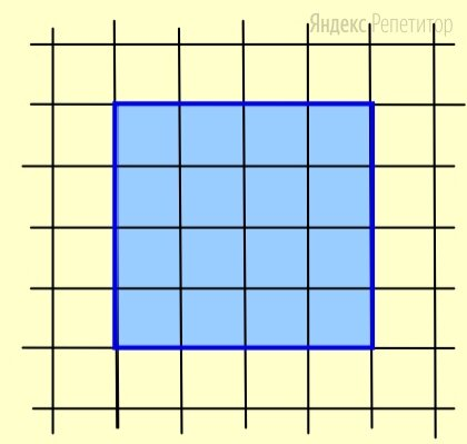 Можно ли квадрат со стороной в 4 клетки поместить в круг, радиус которого равен 3 клеткам?1) Да ... 2) НетЗапишите в поле для ответа соответствующий номер.
