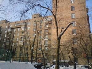 Москва, Площадь Победы, 1кД: фото