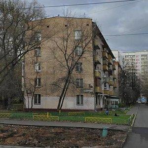 Москва, Улица Зои и Александра Космодемьянских, 9к2: фото