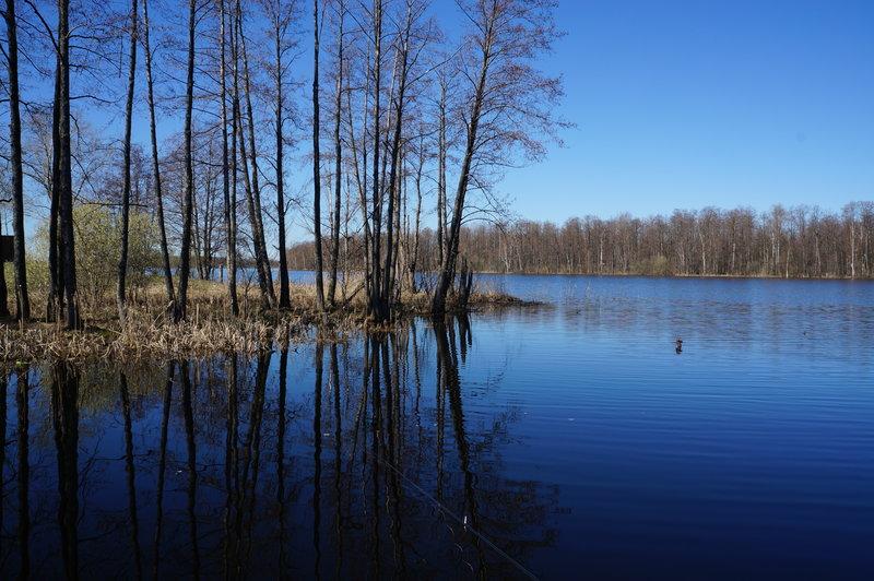 озеро Упканкуль
