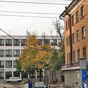 Минск, Улица Чкалова, 14: фото