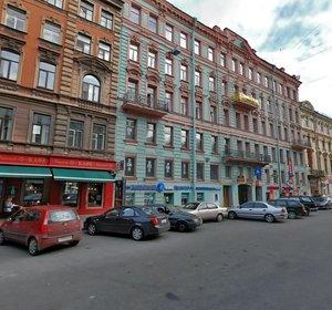 Marata Street, 12, Saint Petersburg: photo