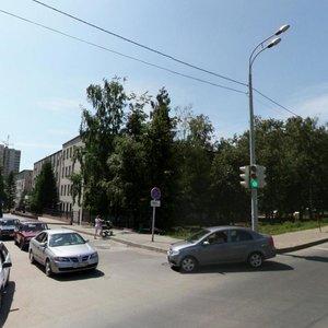 Казань, Улица Аделя Кутуя, 50: фото