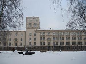Минск, Улица Якуба Коласа, 1/3: фото