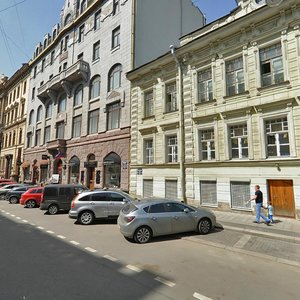 Bol'shaya Morskaya Street, 35, Saint Petersburg: photo