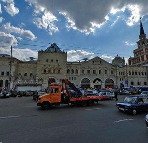 Komsomolskaya Square, 2, Moscow: photo