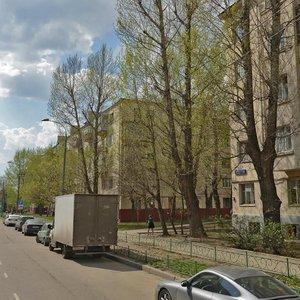 Москва, Улица Ефремова, 20: фото