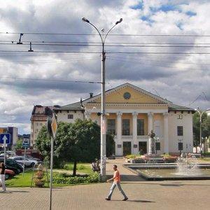 Могилёв, Первомайская улица, 18: фото